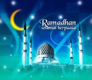 Salam damai Ramadhan