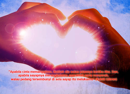 Kahlil Gibran Bicara tentang Cinta